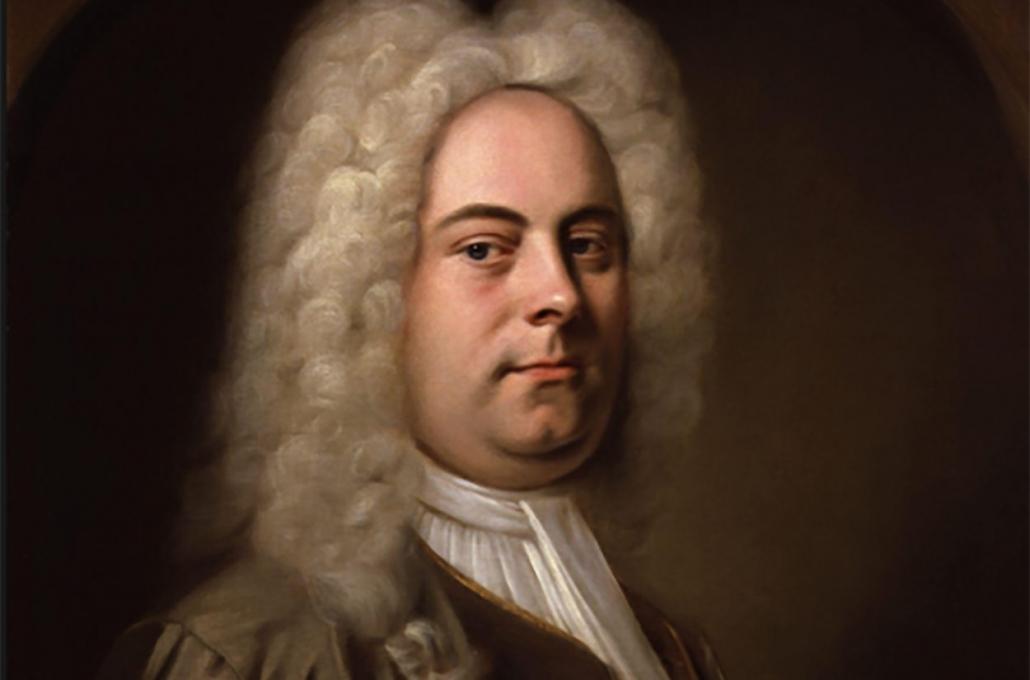 George Fredrich Handel