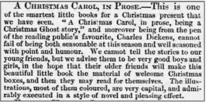 Review of A Christmas Carol