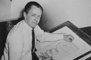 Votes received for Charles Schulz